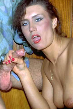 Spermageile Stute